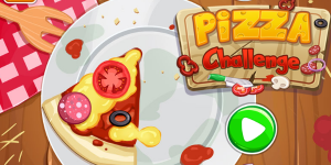 Hra - Pizza Challenge