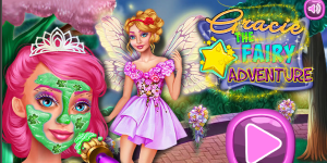 Hra - Gracie The Fairy Adventure