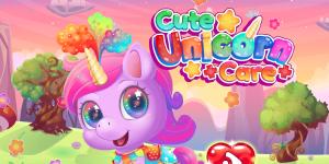 Hra - Cute Unicorn Care