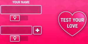 Hra - Love Tester 3