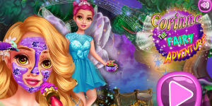 Hra - Corrie The Fairy Adventure