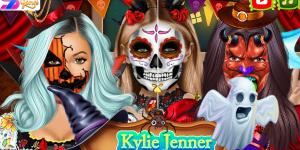 Hra - Halloween Face Art