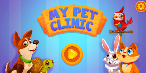 Hra - My Pet Clinic