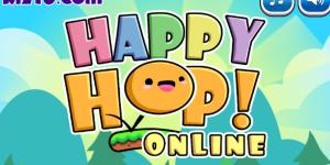 Hra - Happy Hop Online
