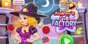 Hra - Audrey's Spell Factory