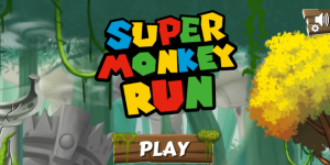 Hra - Super Monkey Legend