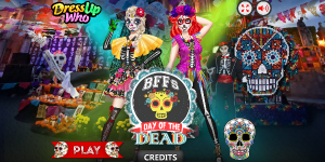 Hra - BFFs Day of The Dead