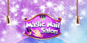 Hra - Magic Nail Salon