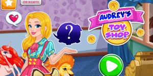 Audrey's Toy Shop
