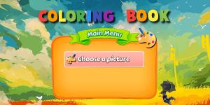 Hra - Music Coloring Book
