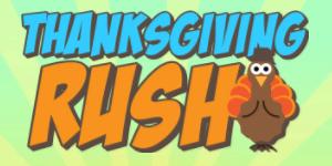 Hra - Thanksgiving Rush