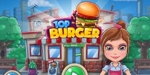 Hra - Top Burger