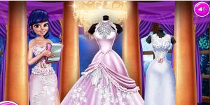 Hra - Princess Tailor Shop