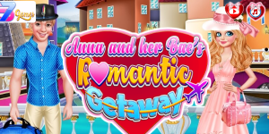 Hra - Princess Romantic Gataway
