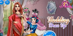 Hra - Wedding Dressing Up