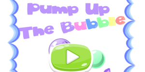 Hra - Pump Up The Bubble