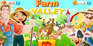 Hra - Farm Valley