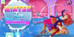 Hra - Ice Skating Winter