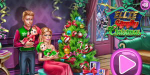 Hra - Ellie Family Chrismtass