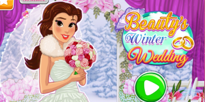Hra - Beauty's Winter Wedding