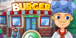 Hra - Burger Chef Restaurant
