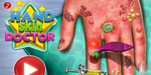 Hra - Hand Skin Doctor