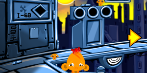 Hra - Monkey Go Happy Stage 267