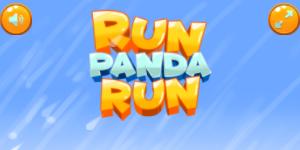 Hra - Run Panda Run 2019