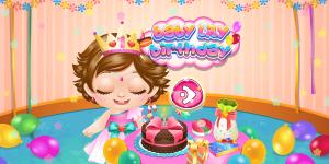Hra - Baby Lily Birthday
