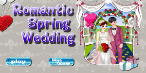 Hra - Romantic Spring Wedding