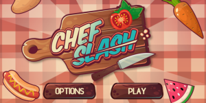 Hra - Chef Slash
