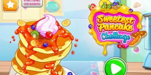 Hra - Sweetest Pancake Challenge