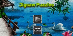 Hra - Swan Puzzle Challenge