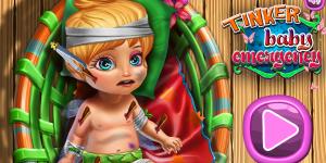 Hra - Tinker Baby Emergency