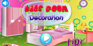 Hra - Kids Bedroom Decoration