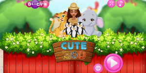 Hra - Cute ZOO