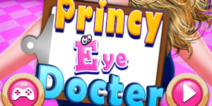 Hra - Princy Eye Doctor