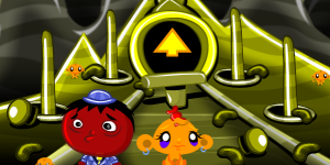 Hra - Monkey Go Happy Stage 309