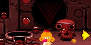 Hra - Monkey Go Happy Stage 321