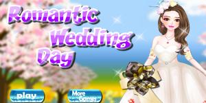 Hra - Romantic Wedding Day