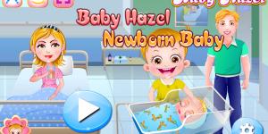 Hra - Baby Hazel New Born Baby