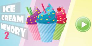 Hra - Ice Cream Memory 2