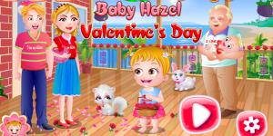 Hra - Baby Hazel Valentines Day Html5