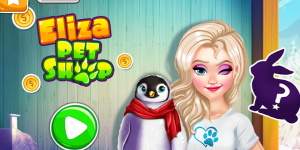 Hra - Eliza's Pet Shop