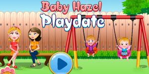 Hra - Baby Hazel Playdate Html5