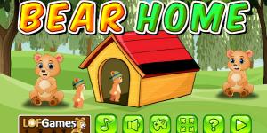 Hra - Bear Home