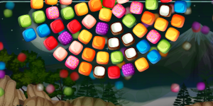 Hra - Bubble Shooter Candy Wheel