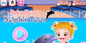 Hra - Baby Hazel Dolphin Tour Html5