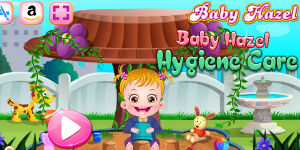 Hra - Baby Hazel Hygiene Care Html5