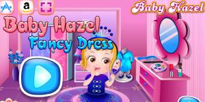 Hra - Baby Hazel Fancy Dress Html5